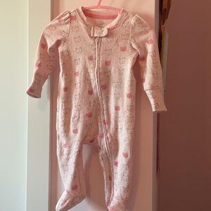 Baby gap 0-3 months first favorites pajama